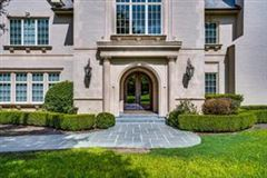 Mansions stately home in prestigious area