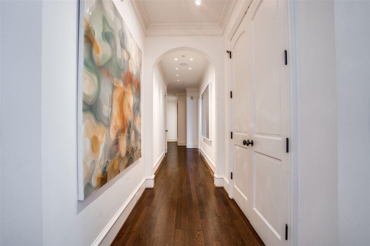 Luxury real estate stately home in prestigious area