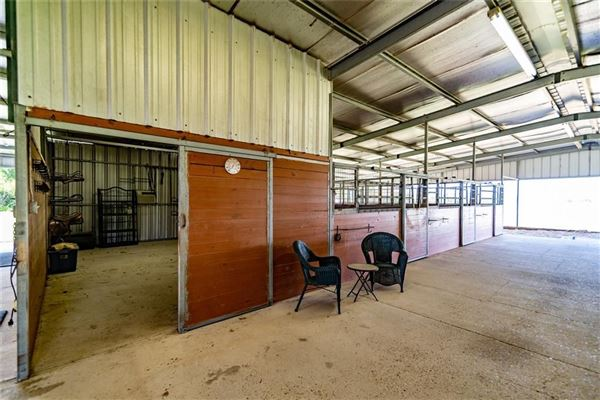 Mansions fabulous turnkey equestrian facility