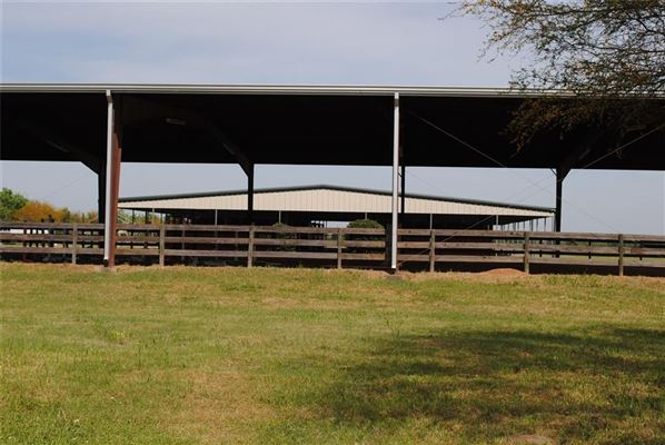 Luxury homes in fabulous turnkey equestrian facility