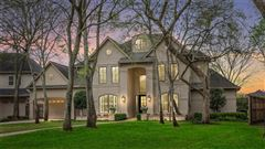 Luxury homes in rare opportunity in West Side Forest In Texas