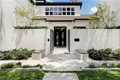 This dramatic home is located in close-in Oak Estates  luxury real estate