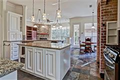 Luxury homes in City living with a country flair