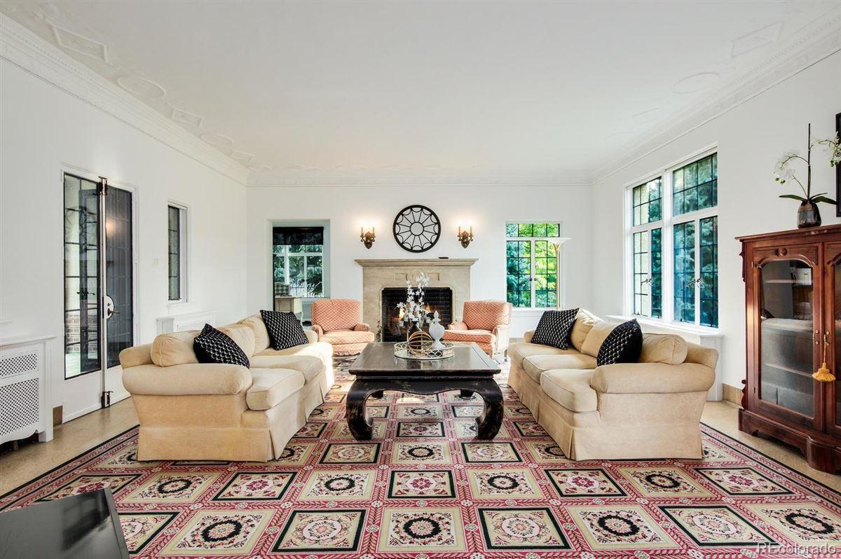Storybook Tudor Mansion luxury homes