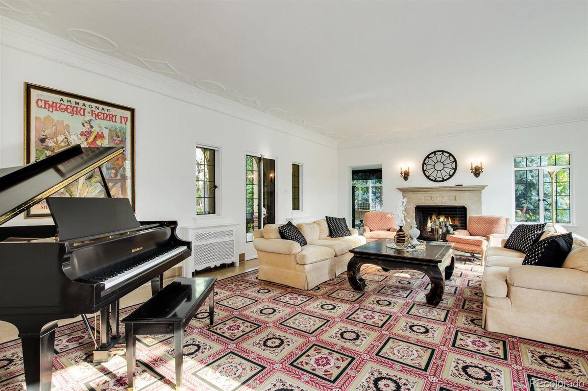 Luxury real estate Storybook Tudor Mansion