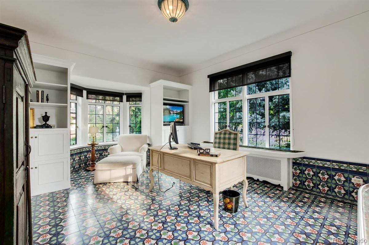 Storybook Tudor Mansion luxury real estate