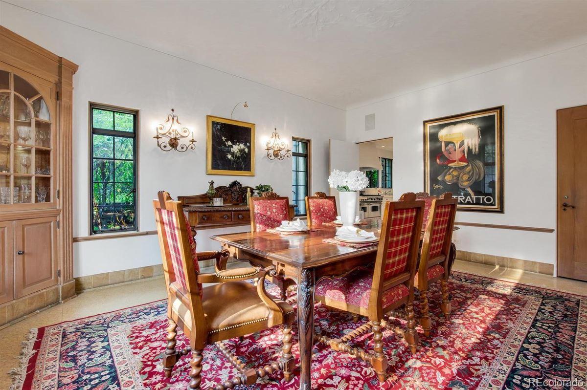 Storybook Tudor Mansion luxury properties