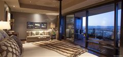 Luxury homes in spectacular private residence