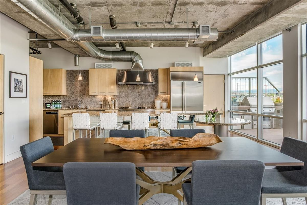 incredible penthouse in denver luxury properties