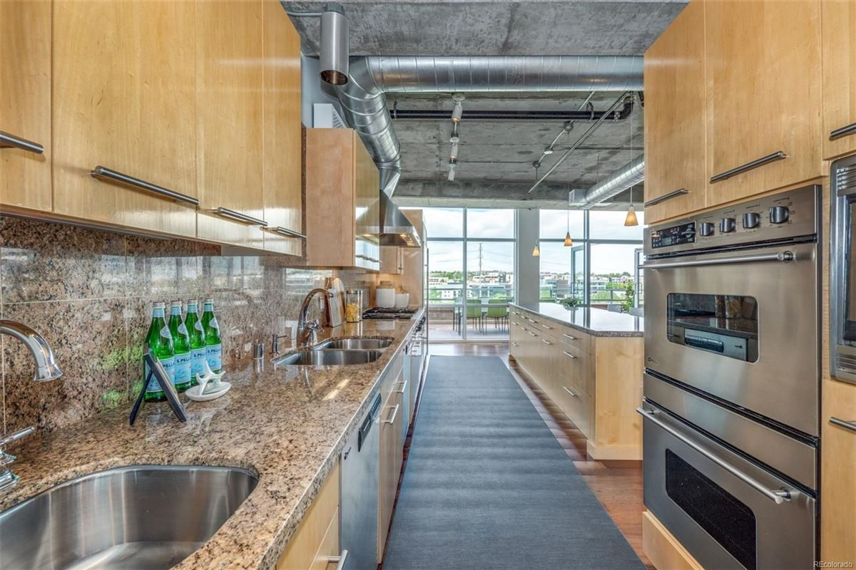 Mansions in incredible penthouse in denver