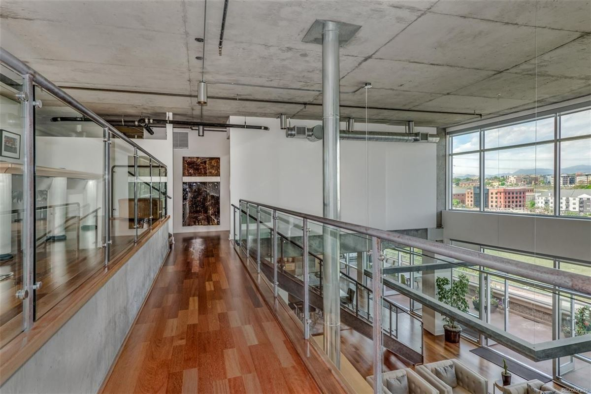 incredible penthouse in denver luxury real estate