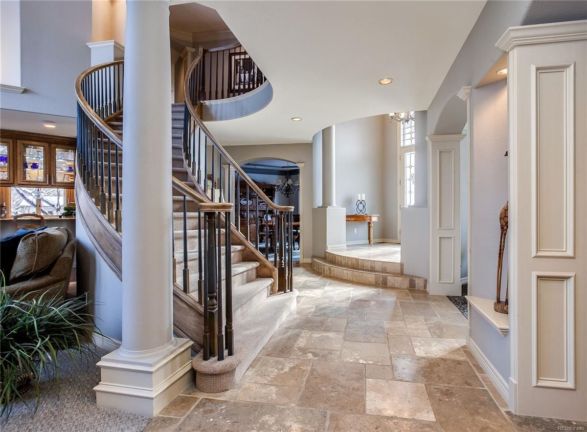 Cherry Hills Farms West luxury homes