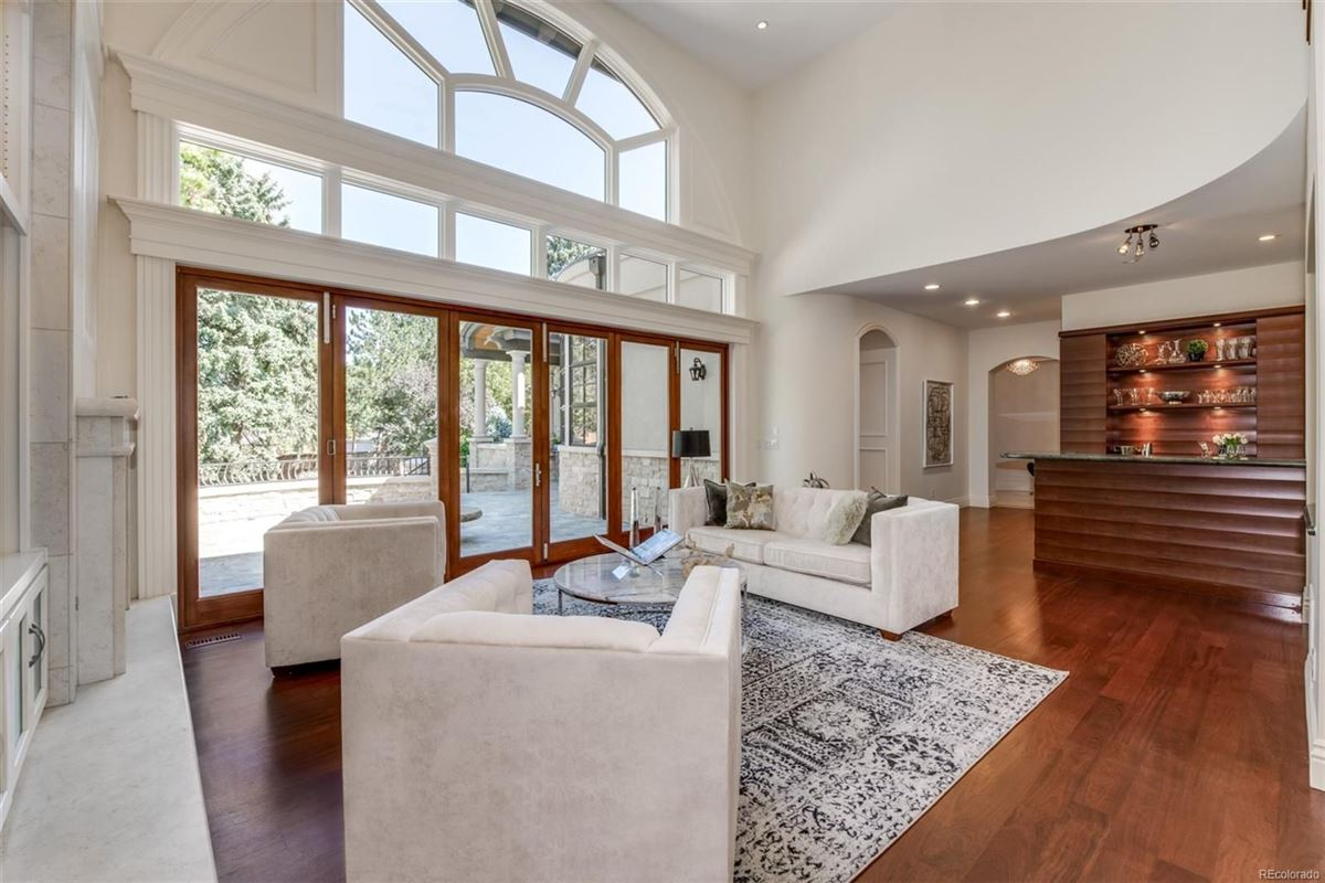 Incredible custom home in denver luxury properties
