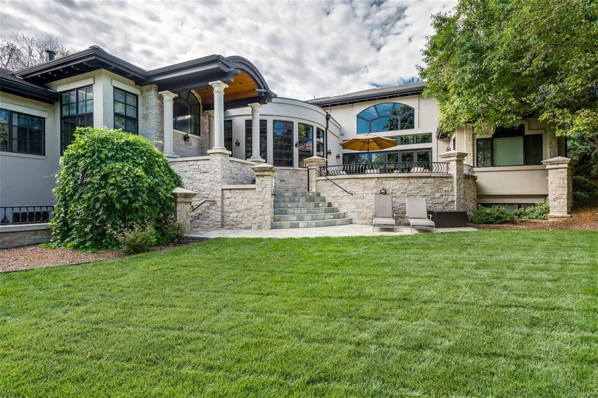 Luxury homes Incredible custom home in denver