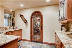 unique custom home on large lot in Heritage Hills luxury real estate