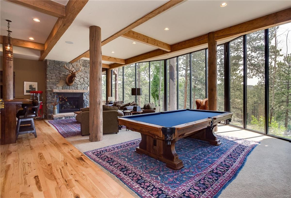 Luxury real estate An unforgettable property in evergreen