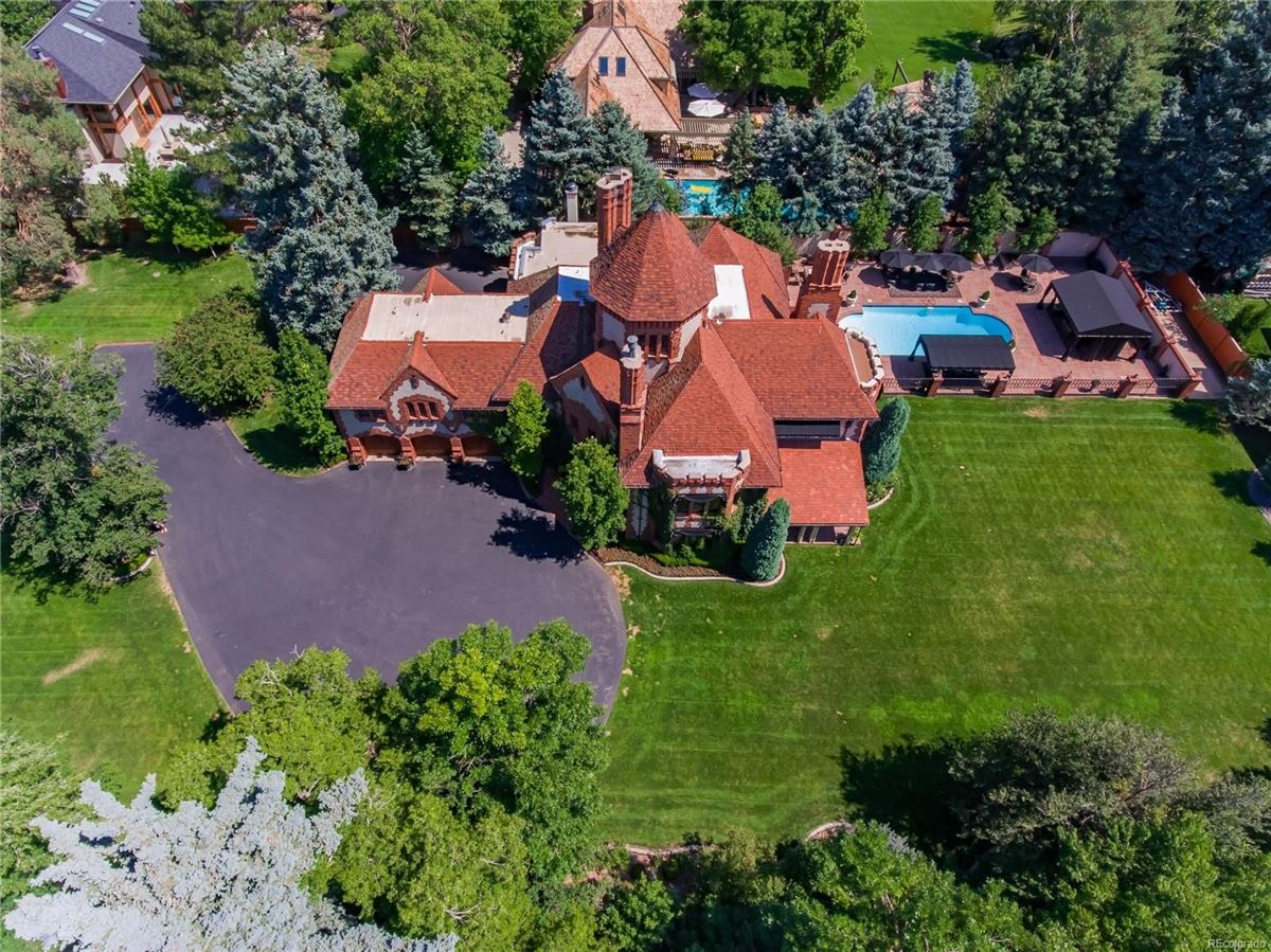 stately 1920s Tudor Estate  luxury real estate