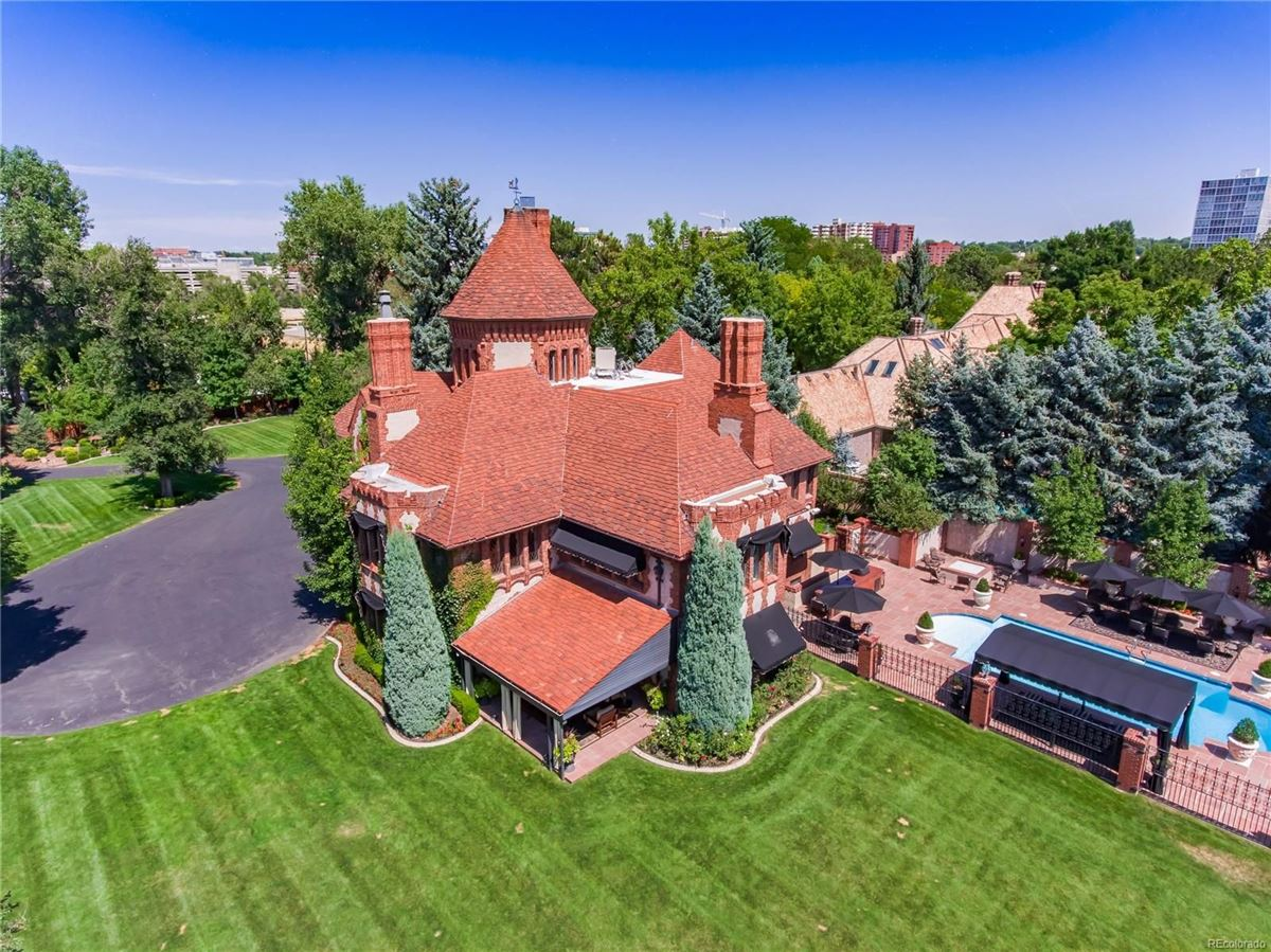stately 1920s Tudor Estate  luxury properties