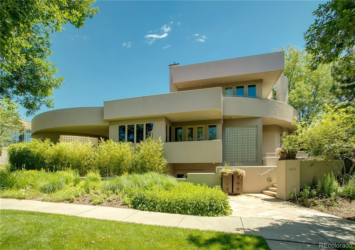 Luxury real estate contemporary denver residence with unmatched quality and style
