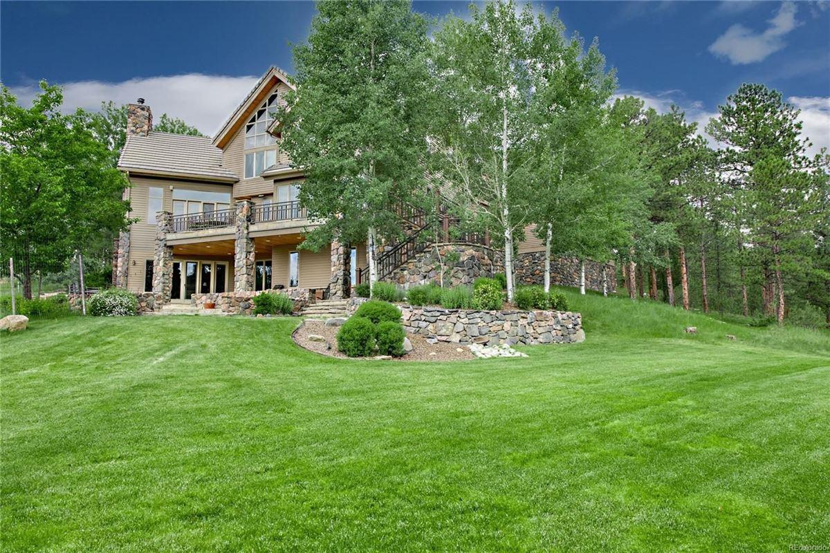 Luxury properties Pristine Designer Home in Colorado Foothills