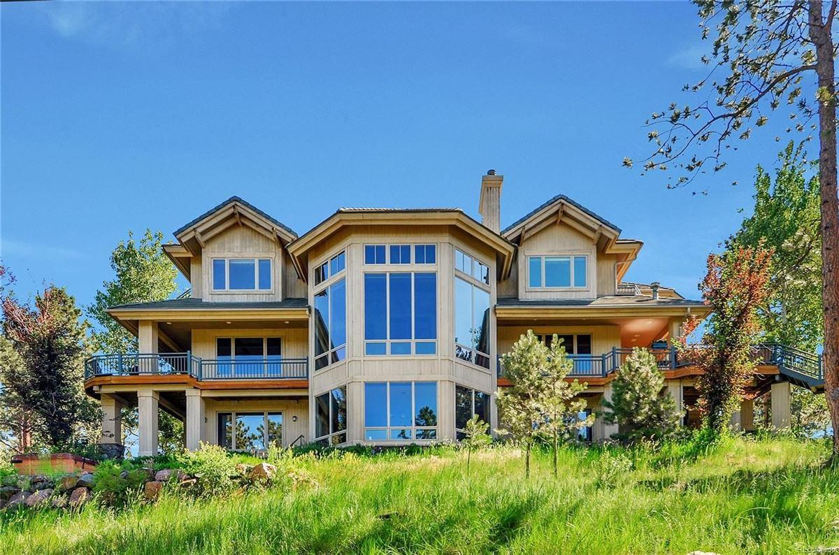 Luxury real estate Luxury Custom Estate on 35 Acres