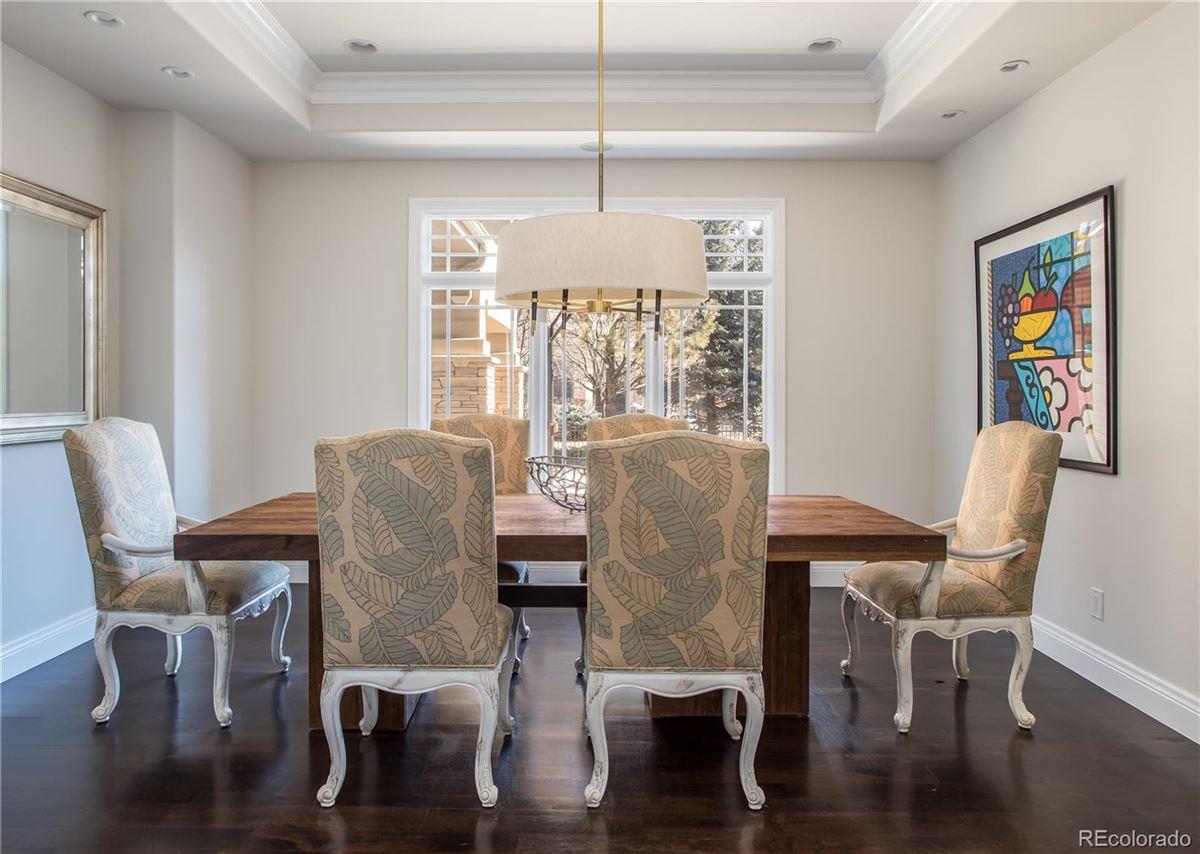 stylishly updated home overlooking Buell Lake luxury real estate
