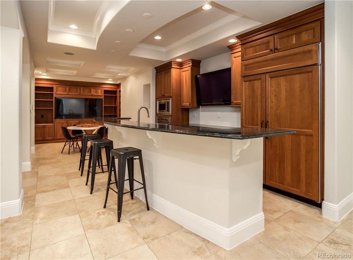 Luxury properties stylishly updated home overlooking Buell Lake