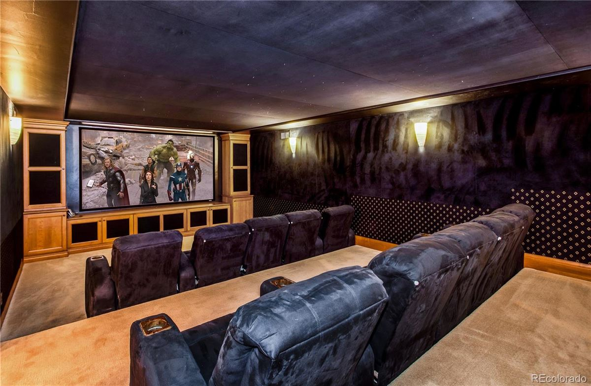 Mansions stylishly updated home overlooking Buell Lake