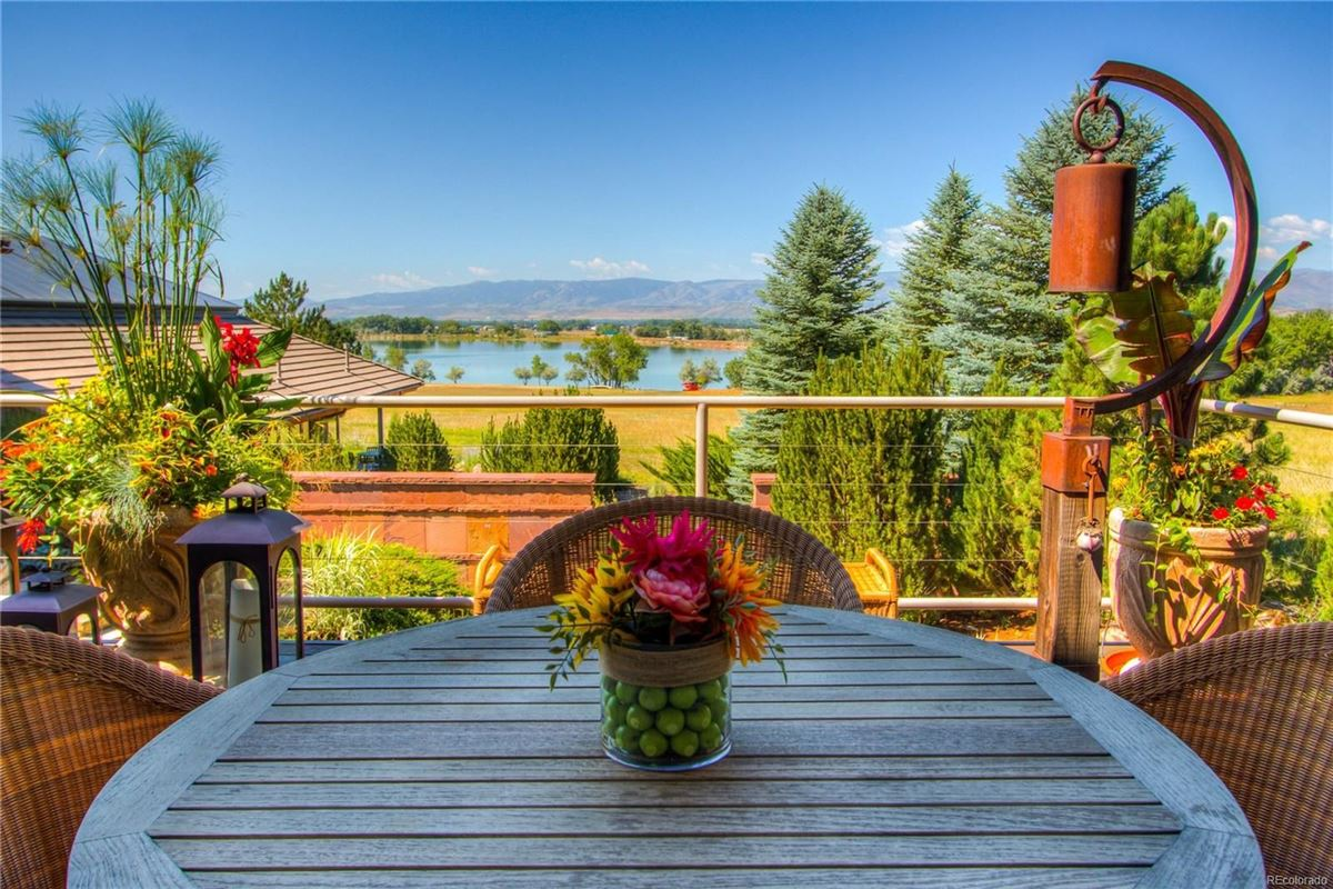 paradise minutes from Old Town Fort Collins luxury homes
