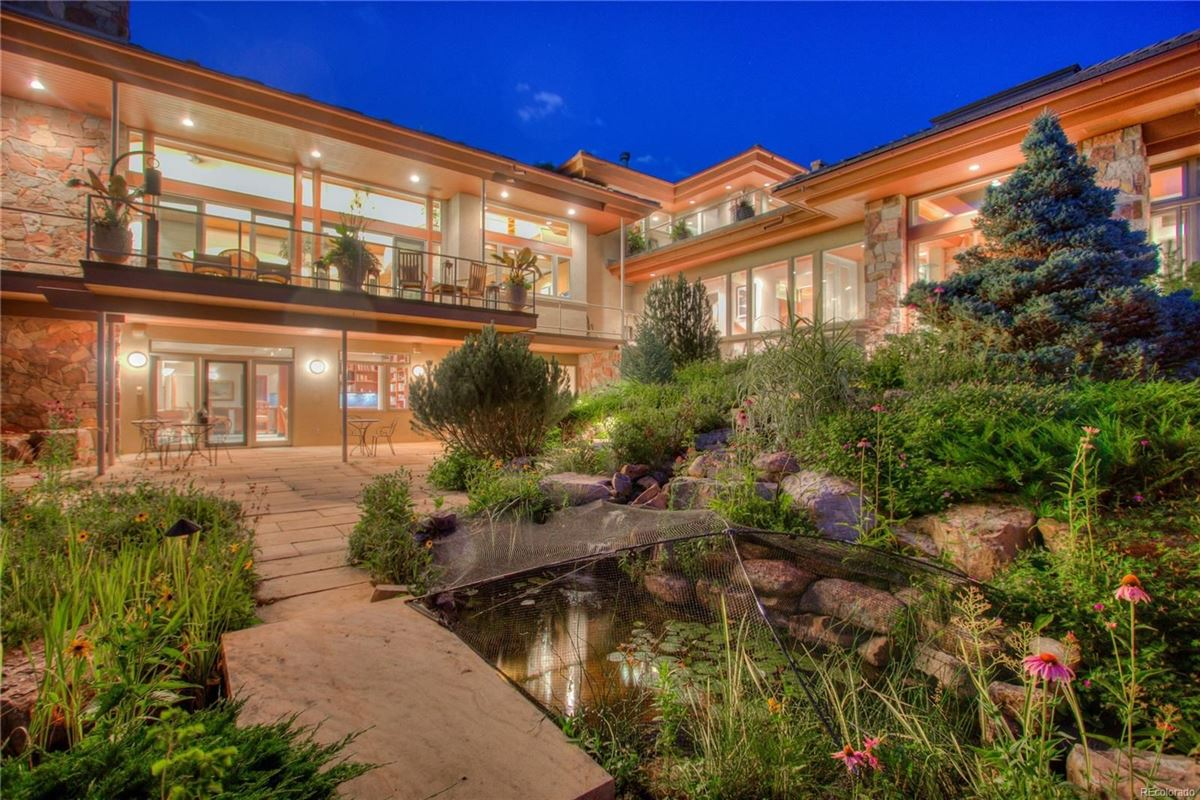 Luxury homes in paradise minutes from Old Town Fort Collins