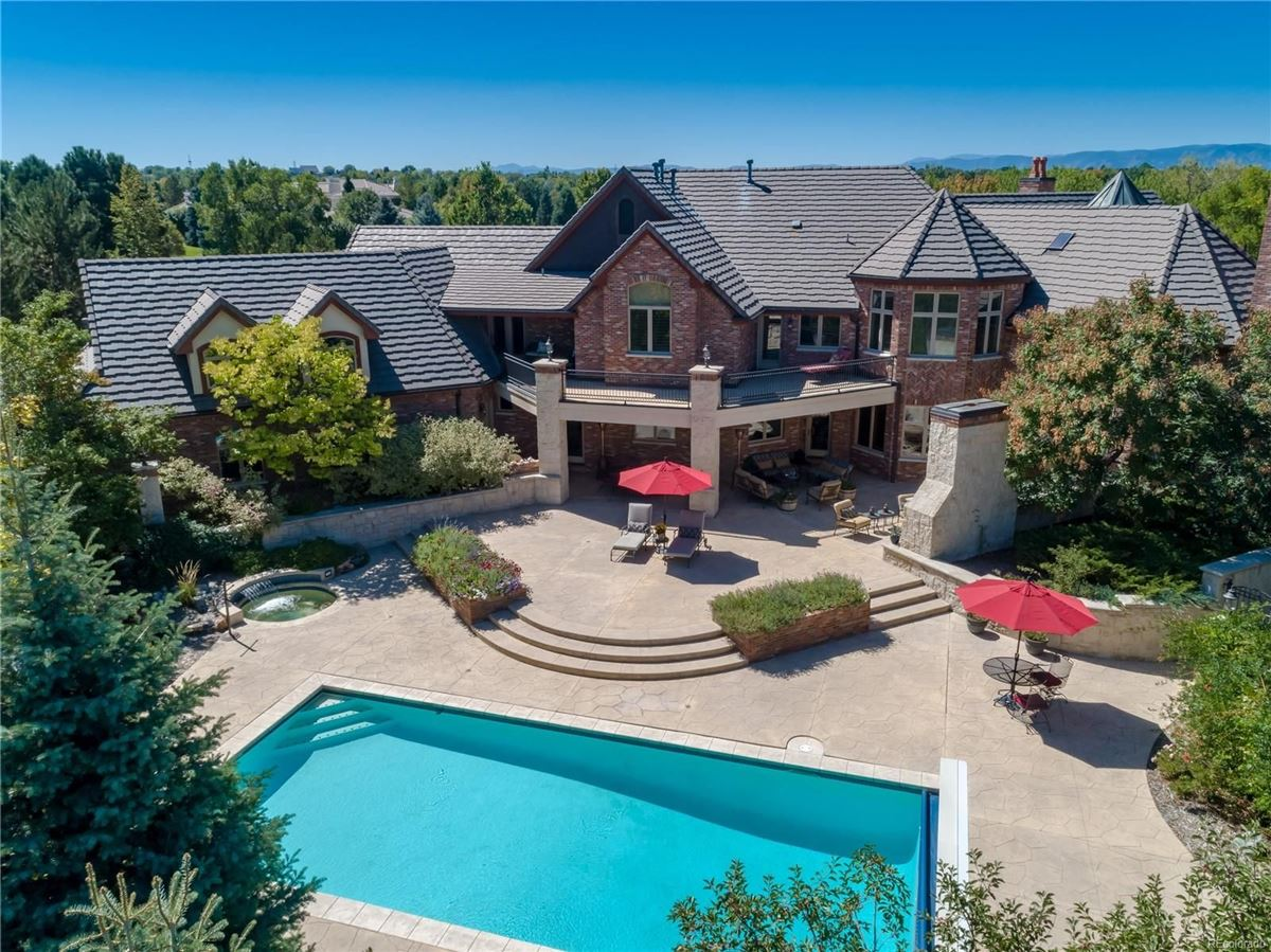 Exceptional custom traditional estate luxury homes