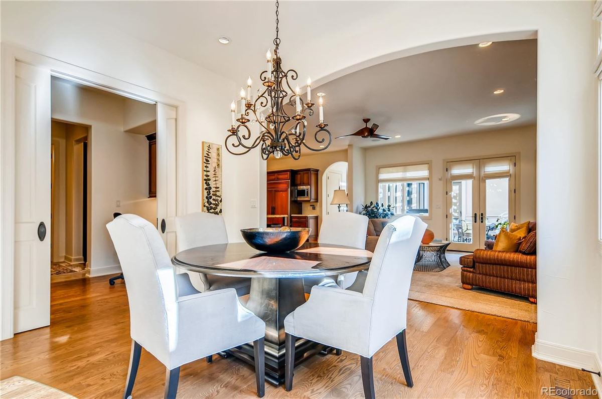 one of the most breathtaking homes in Cherry Creek North mansions
