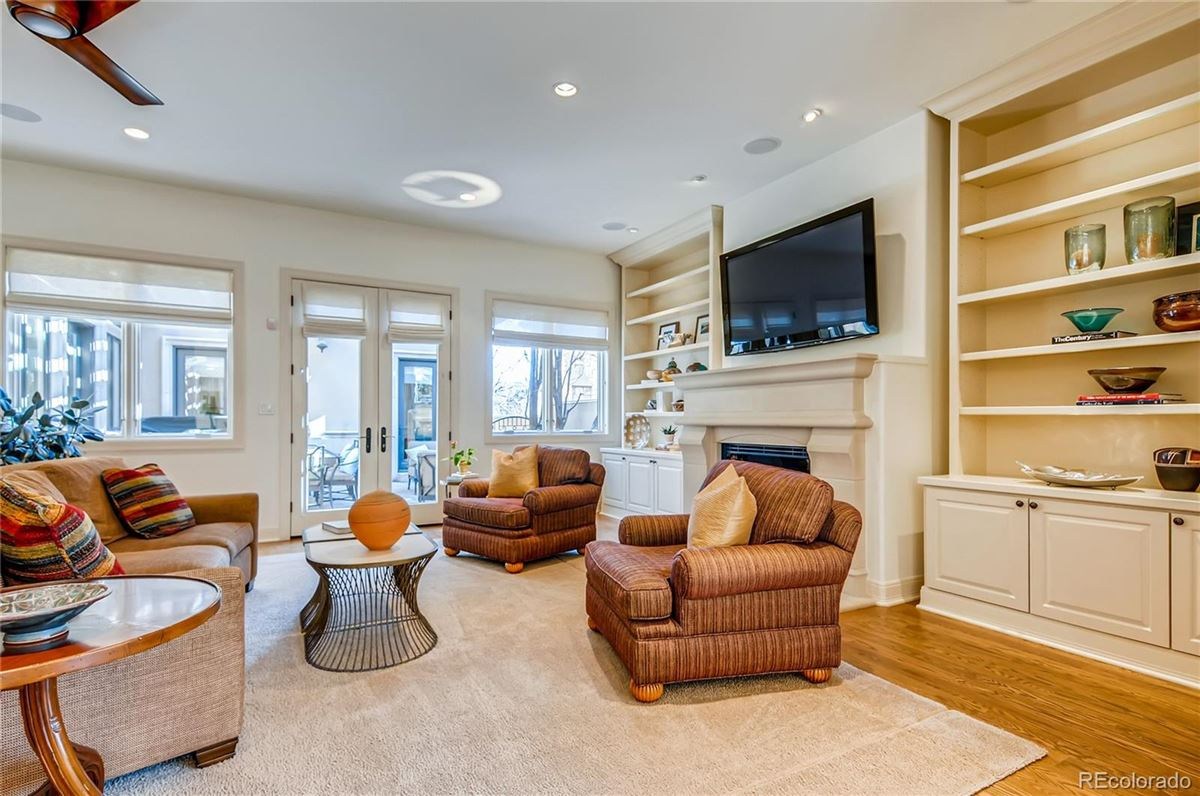Luxury homes in one of the most breathtaking homes in Cherry Creek North