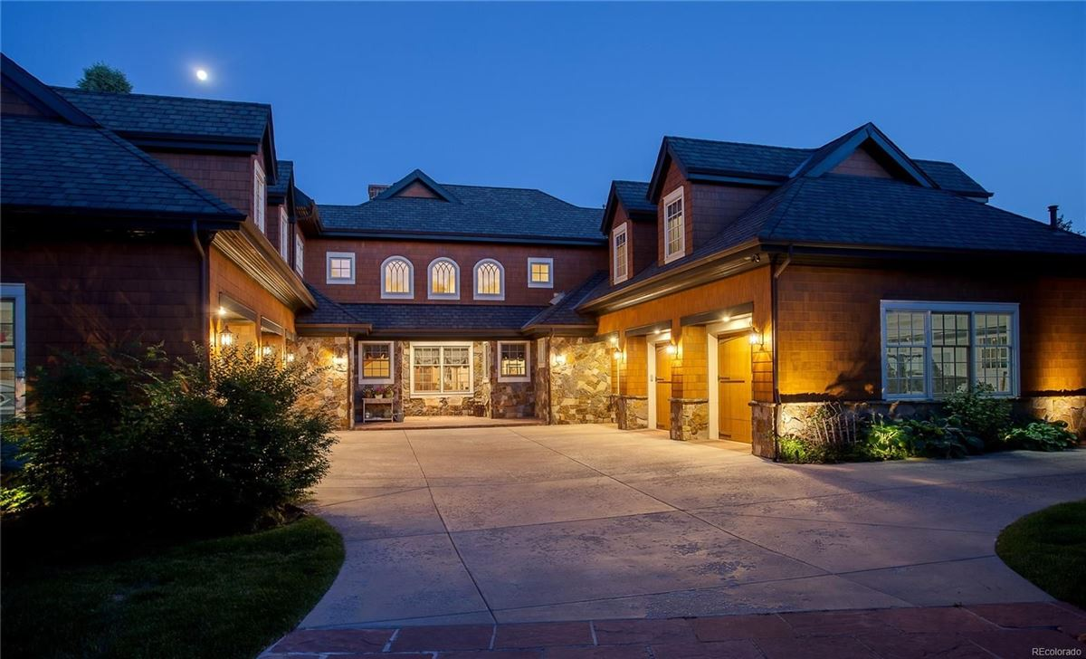 Luxury real estate extraordinary gated estate