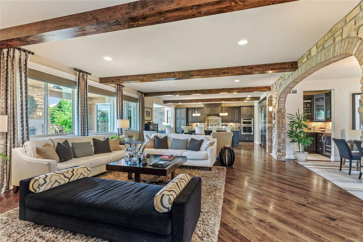 This home shows better than a model home luxury homes
