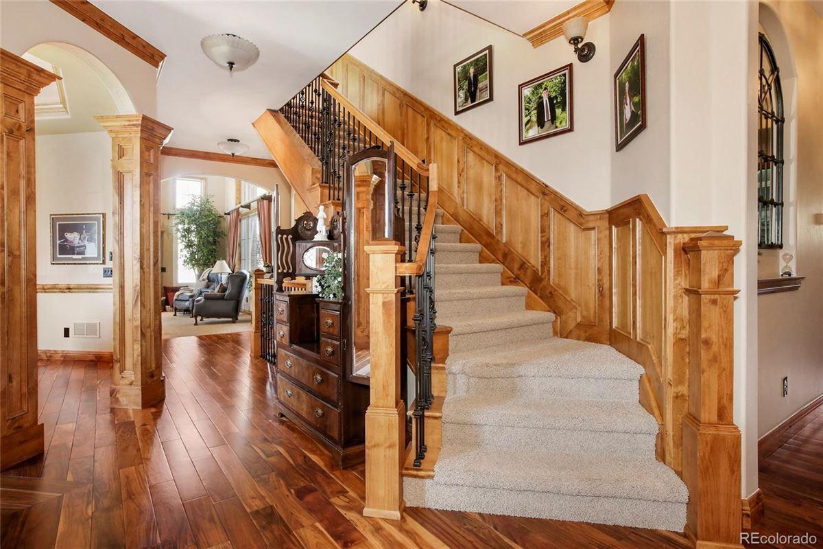 Luxury properties an outstanding home