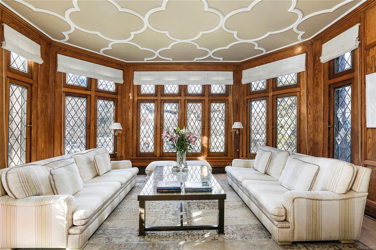 Luxury real estate this spectacular home has grand street presence