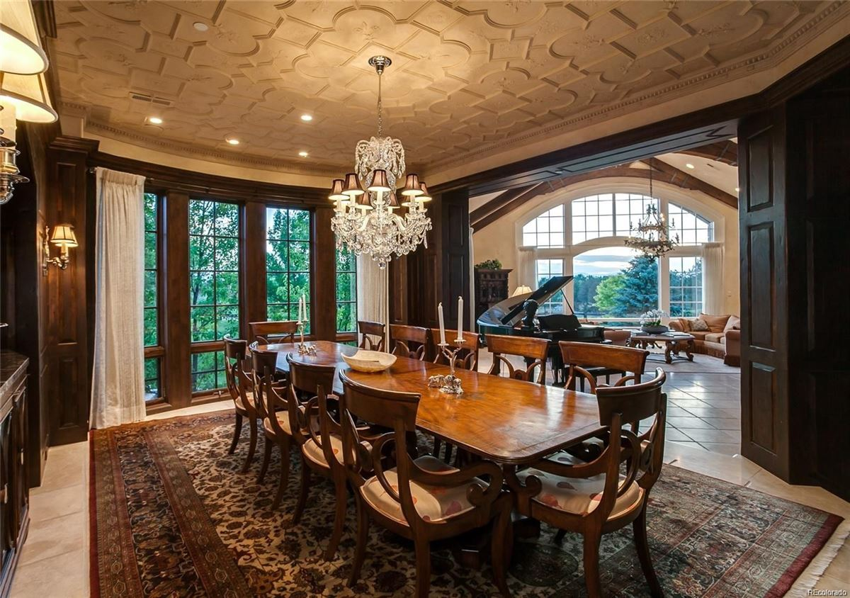 Luxury real estate unparalleled in Cherry Hills Village