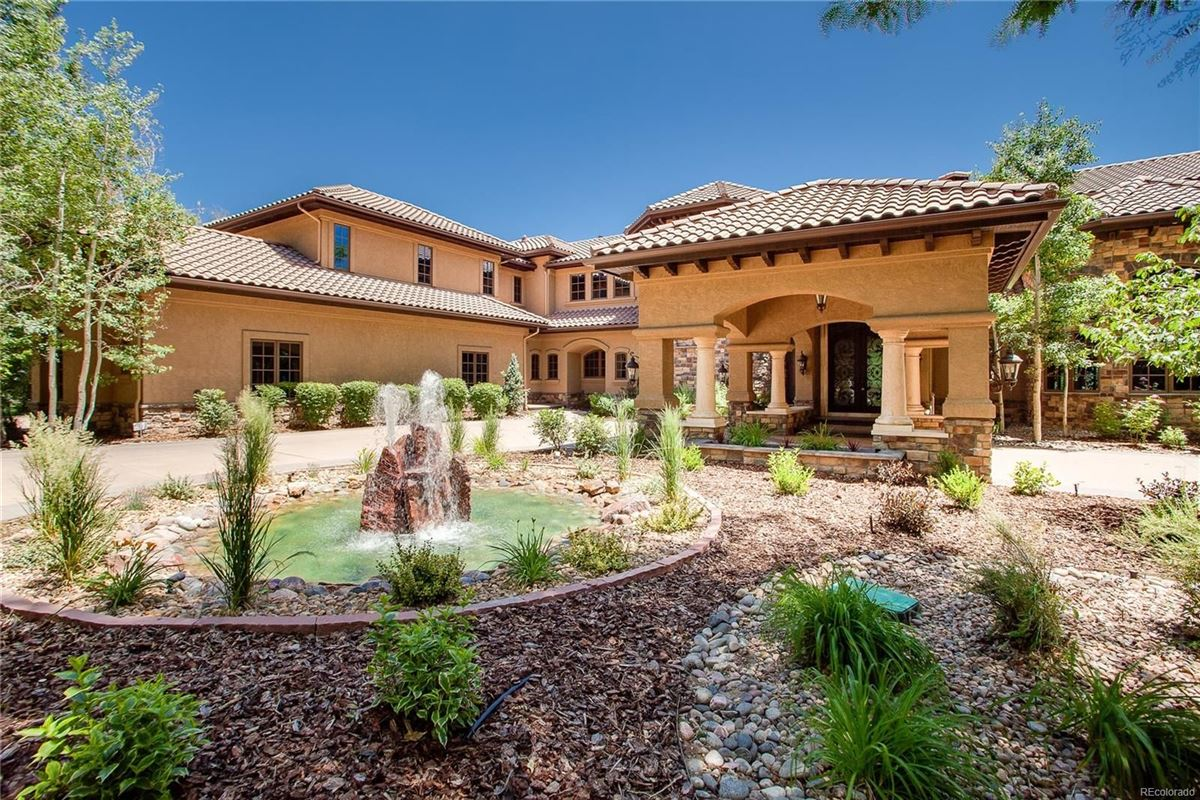 Luxury homes an exquisite custom home