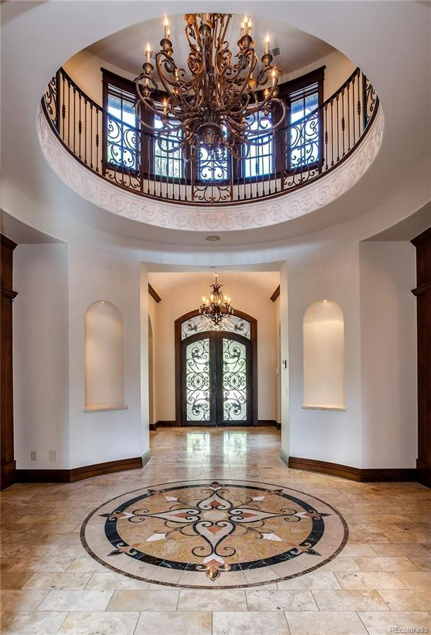 Luxury real estate an exquisite custom home