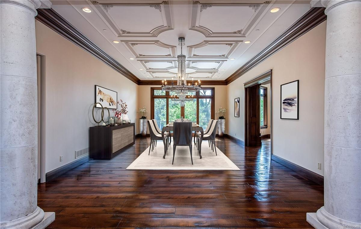 an exquisite custom home luxury real estate