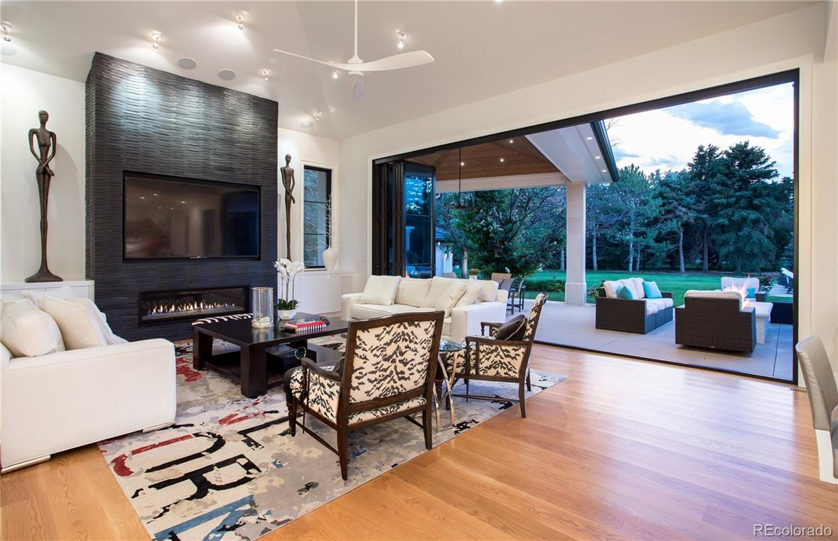 Luxury homes in urban contemporary masterpiece in polo club