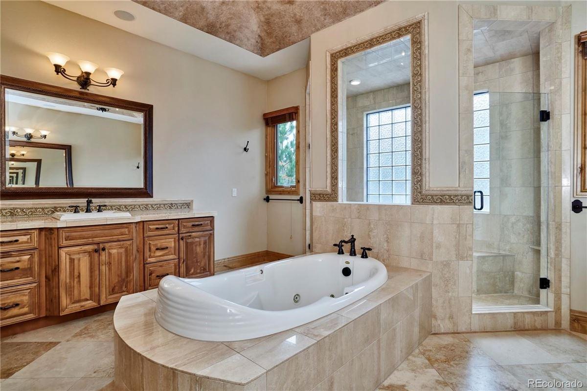 Luxury homes Custom Masterpiece in Idyllic Setting