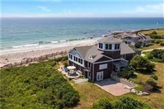 Luxury properties One-of-a-kind oceanfront estate on six-plus acres
