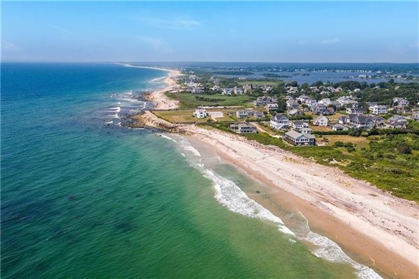 One-of-a-kind oceanfront estate on six-plus acres mansions
