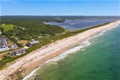 Luxury homes One-of-a-kind oceanfront estate on six-plus acres