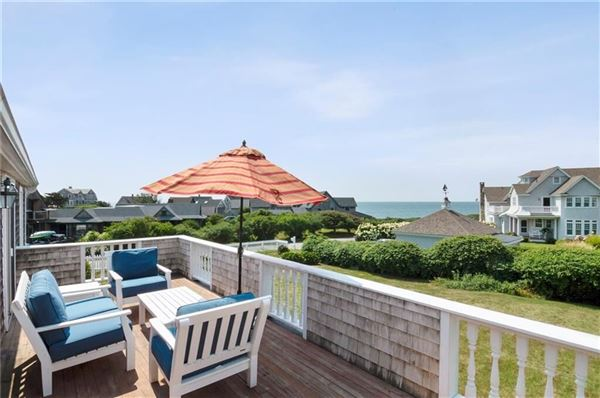 Enjoy spectacular views of Long Island Sound and more mansions