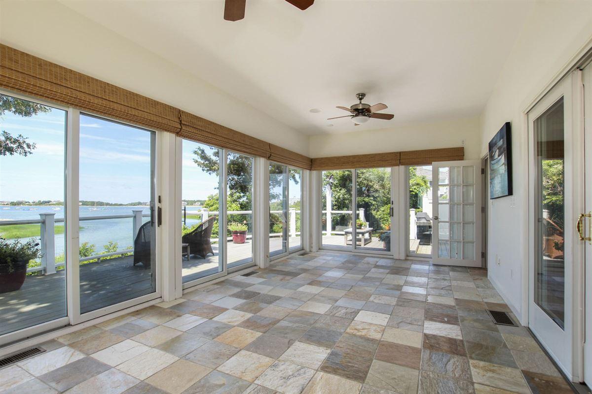 Beautiful waterfront home  luxury properties