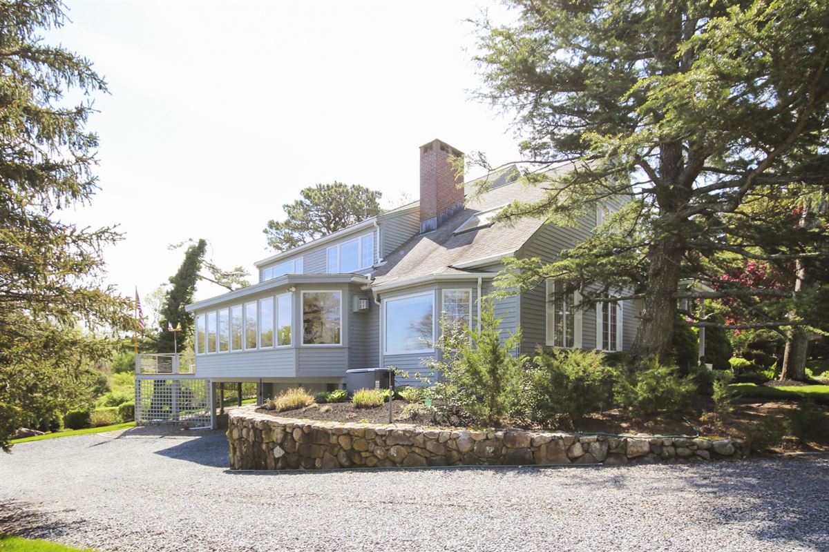 Luxury homes the best cape cod home
