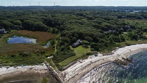 Luxury properties private waterfront on cape cod
